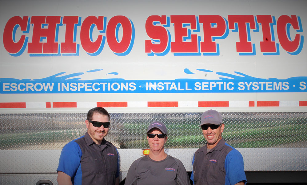 why choose chico septic