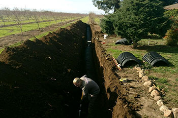 septic system replacement chico ca